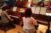アンティークピアノの旅のイメージ画像