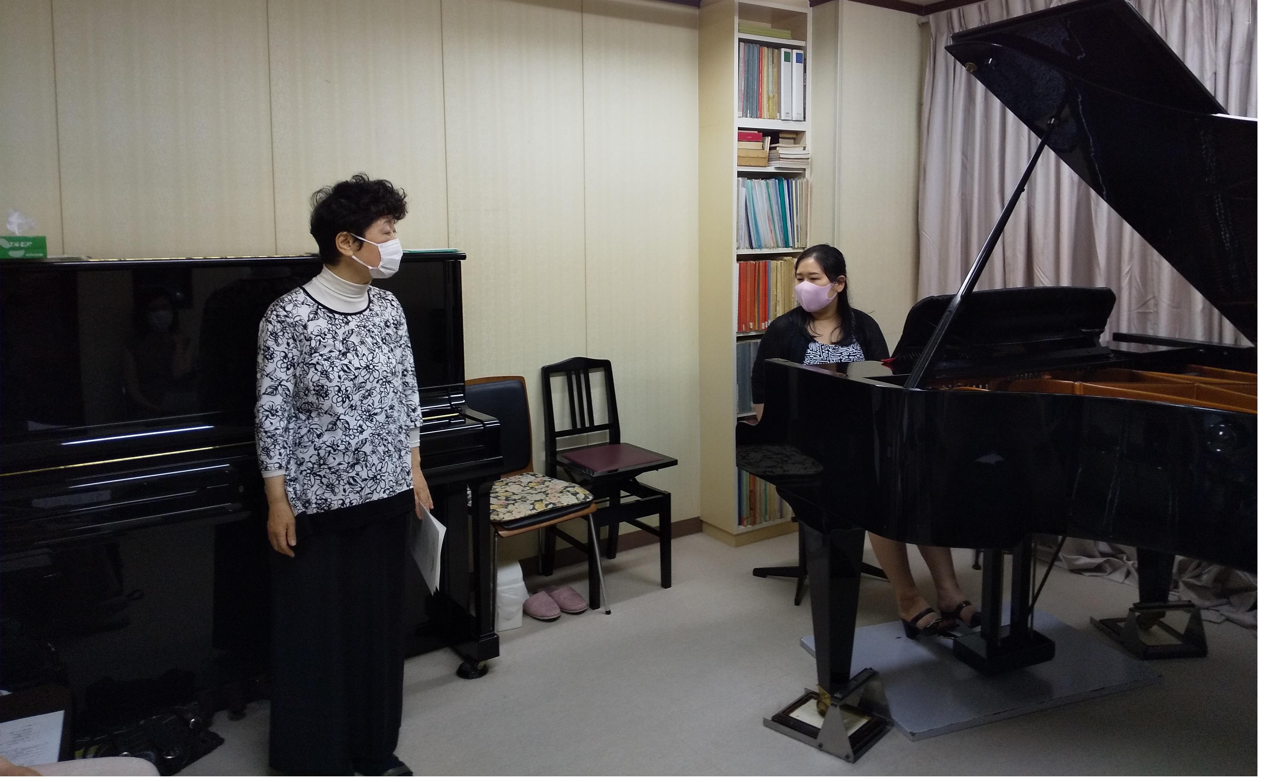 【ピアノの音・響きを探求】 アローマ着脱体験会 ピアニスト岩井のぞみさんとともに