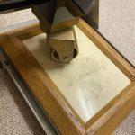 【ピアノ敷台】セラミック材の敷台、その名は 『アローマ』