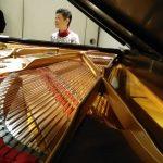 続き、、、タカギクラヴィア松濤サロン「銘器ピアノを弾く&聴く会」雅子先生からのコメント